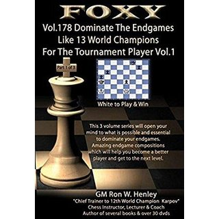 Ron Henley: Dominate The Endgames Vol. 1 - DVD
