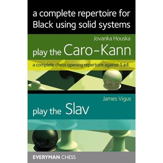 Jovanka Houska, James Vigus: A Complete Repertoire for Black