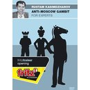 Rustam Kasimdzhanov: Anti-Moscow-Gambit for Experts - DVD
