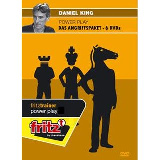 Daniel King: Das Angriffspaket - 6 DVDs Power Play