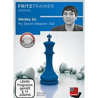 Wesley So: My Secret Weapon: 1.b3 - DVD