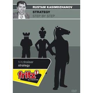 Rustam Kasimdzhanov: Strategy - Step by Step - DVD