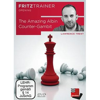 Lawrence Trent: The Amazing Albin Counter-Gambit - DVD
