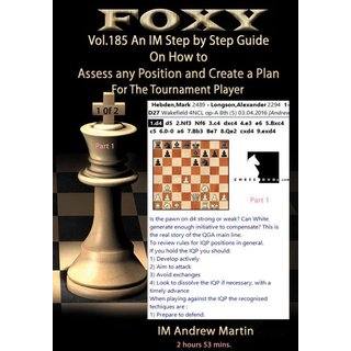 Andrew Martin: How to Access a Position and Create a Plan 1 - DVD