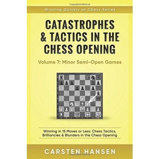 Carsten Hansen: Catastrophes & Tactics 7: Minor Semi-Open Games