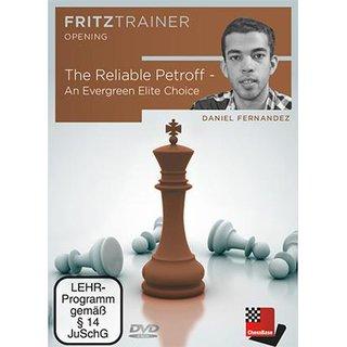 Daniel Fernandez: The Reliable Petroff - DVD