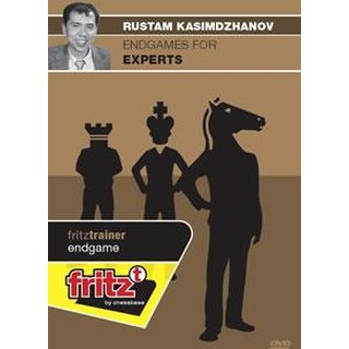 Rustam Kasimdzhanov: Endgame for Experts - DVD