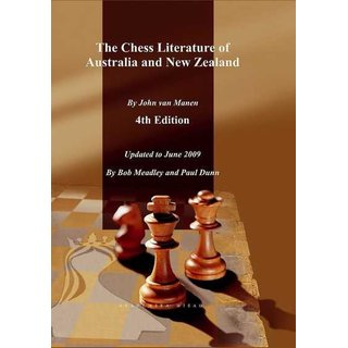 John van Manen: Chess Literature of Australia+New Zealand