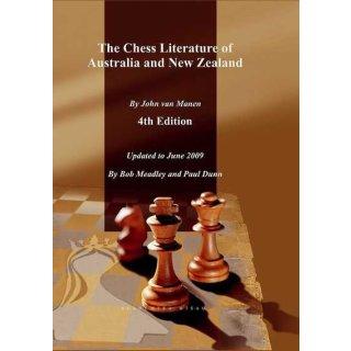 John van Manen: Chess Literature of Australia+New Zealand