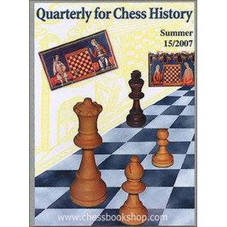 Vlastimil Fiala: Quarterly for Chess History 15