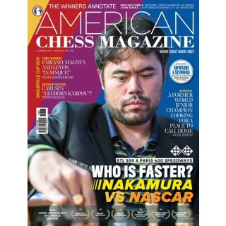 Josip Asik: American Chess Magazine - Issue No. 8