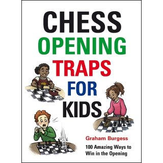Graham Burgess: Chess Opening Traps for Kids