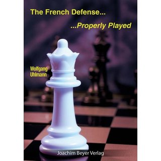 Wolfgang Uhlmann: French Defense - Properly Played
