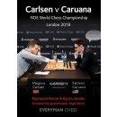 Raymond Keene, Byron Jacobs: Carlsen v Caruana