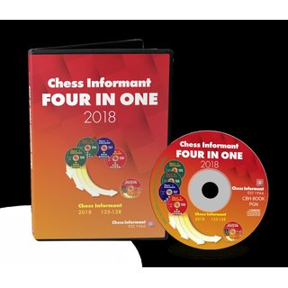 Informator Four in One 2018 - CD