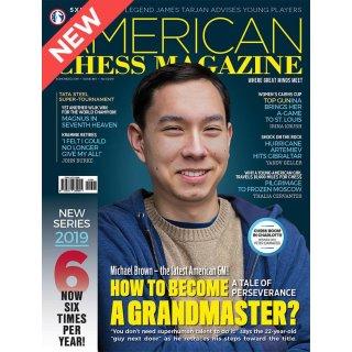 Josip Asik: American Chess Magazine - Issue No. 10
