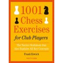 Frank Erwich: 1001 Chess Exercises for Club Players