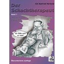 Manfred Herbold: Der Schachtherapeut - Band 1