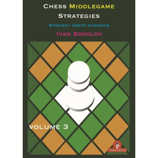 Ivan Sokolov: Chess Middlegame Strategies - Vol. 3