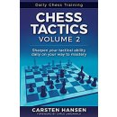 Carsten Hansen: Daily Chess Training: Chess Tactics - Vol. 2