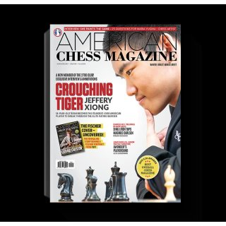Josip Asik: American Chess Magazine - Issue No. 13