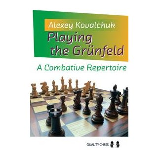 Alexey Kovalchuk: Playing the Grünfeld