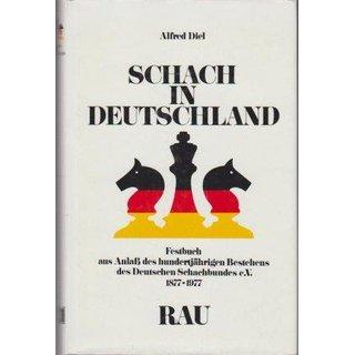Alfred Diel: Schach in Deutschland