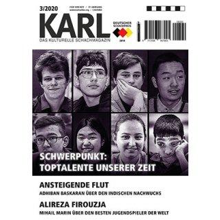 Karl - Die Kulturelle Schachzeitung 2020/03