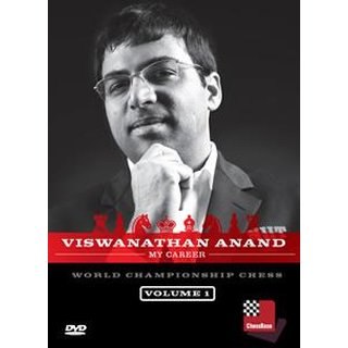 Viswanathan Anand: My Career - Vol. 1 - DVD