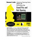 Roman Dzindzichashvili: Grand Prix and Reti  - DVD