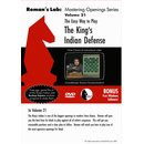 Roman Dzindzichashvili: The King?s Indian Defence - DVD