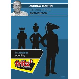 Andrew Martin: The ABC of the Anti-Dutch - DVD