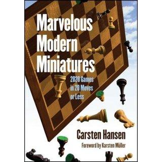 Carsten Hansen: Marvelous Modern Miniatures