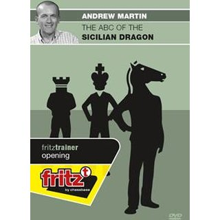 Andrew Martin: The ABC of the Sicilian Dragon - DVD