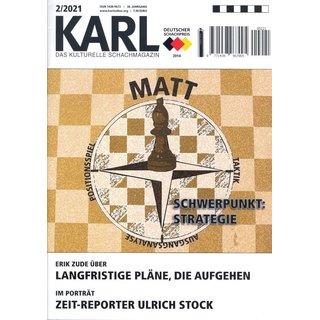 Karl - Die Kulturelle Schachzeitung 2021/02