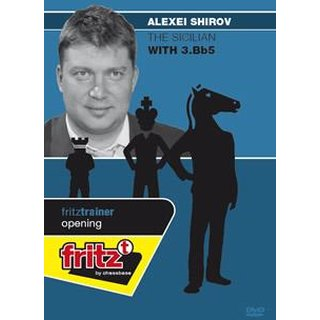 Alexei Shirov: The Sicilian with 3.Bb5 - DVD