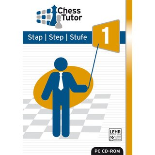 Chess Tutor Stufe 1 - CD