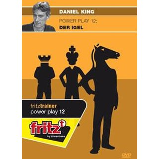 Daniel King: Power Play 12: Der Igel - DVD