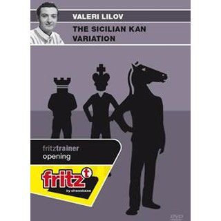 Valeri Lilov: The Sicilian Kan Variation - DVD