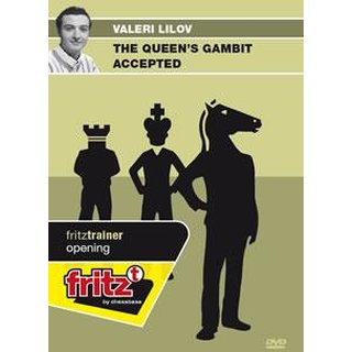 Valeri Lilov: The Queen´s Gambit accepted - DVD