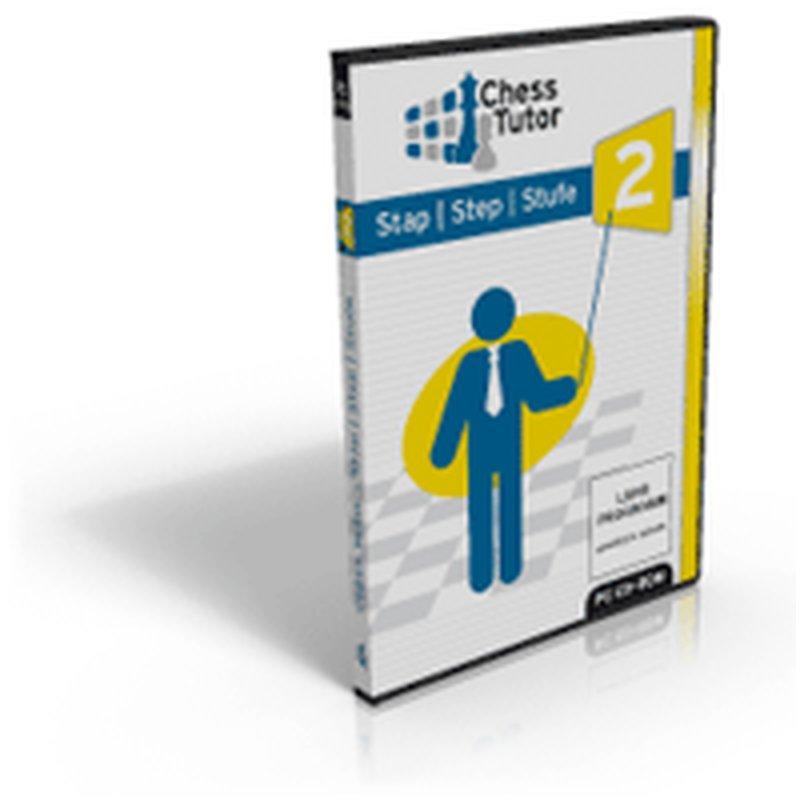 Chess Tutor Stufe 2 - CD, 19,95 €
