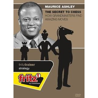 Maurice Ashley: The Secret to Chess - DVD