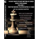 Andrew Martin: 10 Easy Ways to get better at Chess 1 - DVD