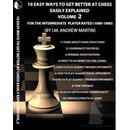 Andrew Martin: 10 Easy Ways to get better at Chess 2 - DVD