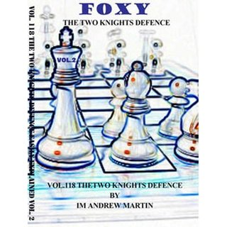 Andrew Martin: The Two Knights Defence - DVD