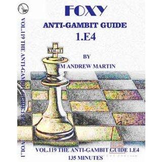Andrew Martin: Anti-Gambit Guide Vol 1: 1.e4  - DVD