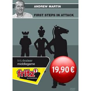 Andrew Martin: First steps in attack - DVD