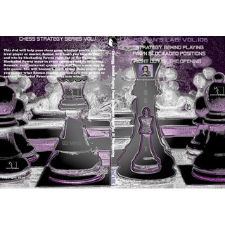 Roman Dzindzichashvili: Strategy Behind Playing Pawn Blockaded Positions Right out of the Opening! (RL106)  - DVD
