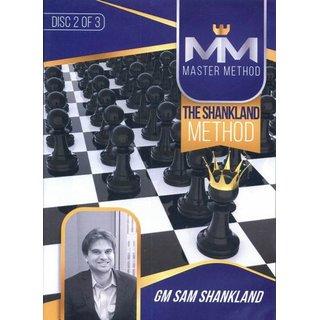 Sam Shankland: The Shankland Method 1 - 3xDVD